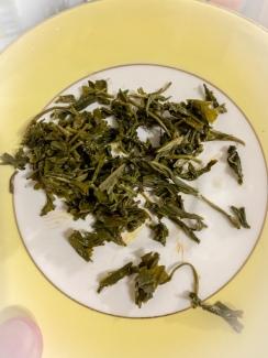 Mao Feng Shui green leaves 2
