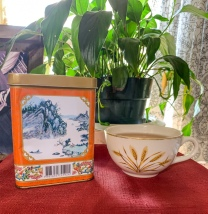 tin and tea
