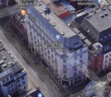 Cross Street and South King Street