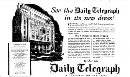 The Observer, Feb 16, 1930