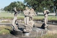 Four Winds Statue New Orleans LA