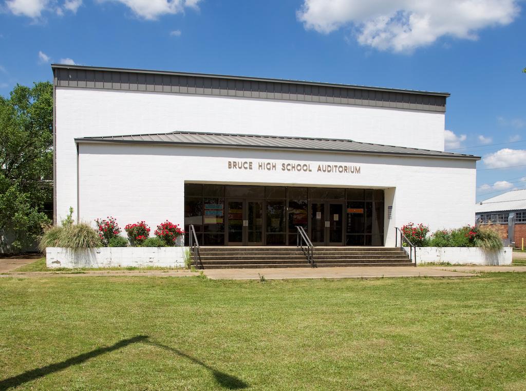 Bruce High School Auditorium