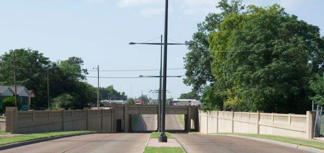 Greenwood Underpass