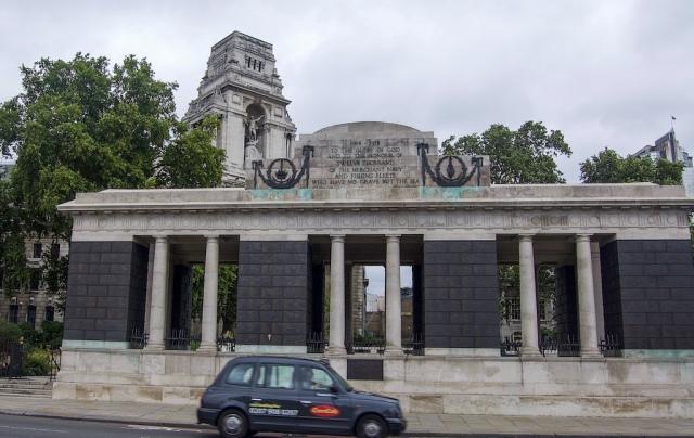 Mercantile Marine First World War Memorial-2