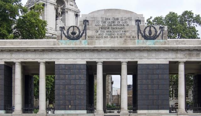 Mercantile Marine First World War Memorial