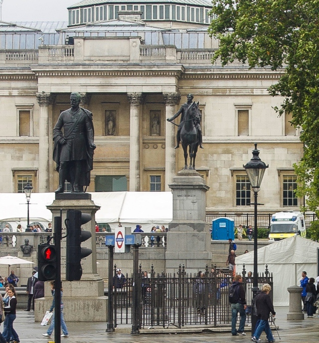 National Gallery Statues-2