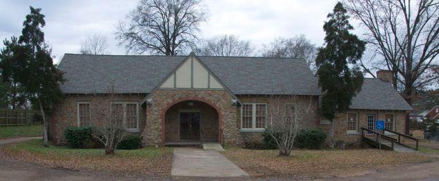 Winona MS Community House